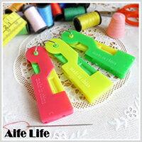 【aife life】快速穿線器/導線器/手缝用品/縫紉工具/穿線工具/穿針器/拼布裁縫小幫手