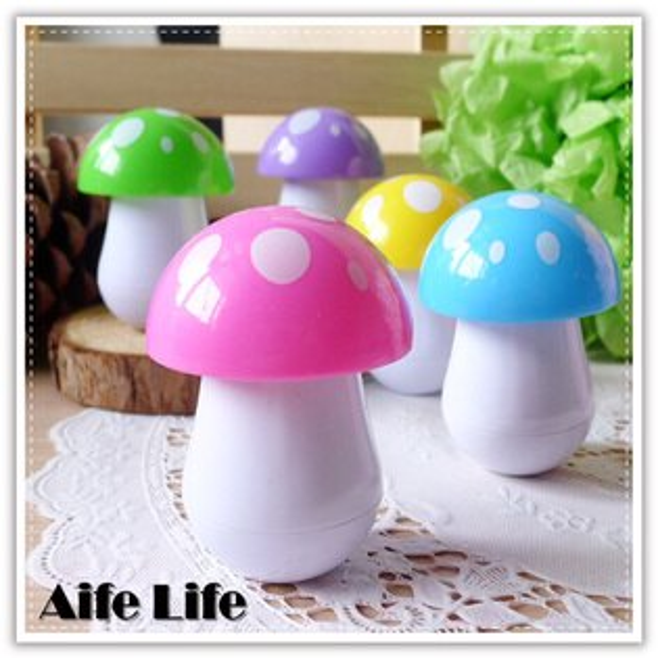 【aife life】蘑菇筆/香菇磨菇伸縮筆/菇菇中性筆/油性筆/廣告筆/贈品禮品