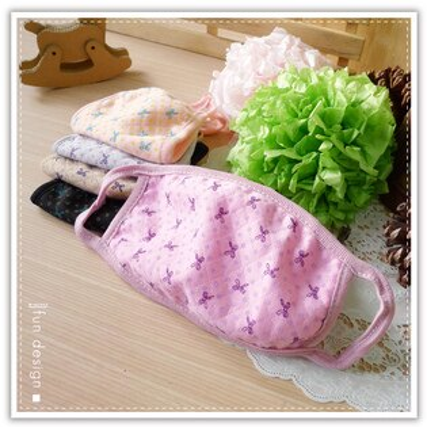 【aife life】日系鋪棉保暖口罩/純棉素面口罩/透氣口罩/立體口罩/布料乾爽舒適