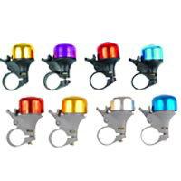 【aife life】腳踏車捷安特小折自行車鋁合金鈴鐺、拇指鈴,小巧不佔空間、鈴聲大、紅藍金紫銀等顏色