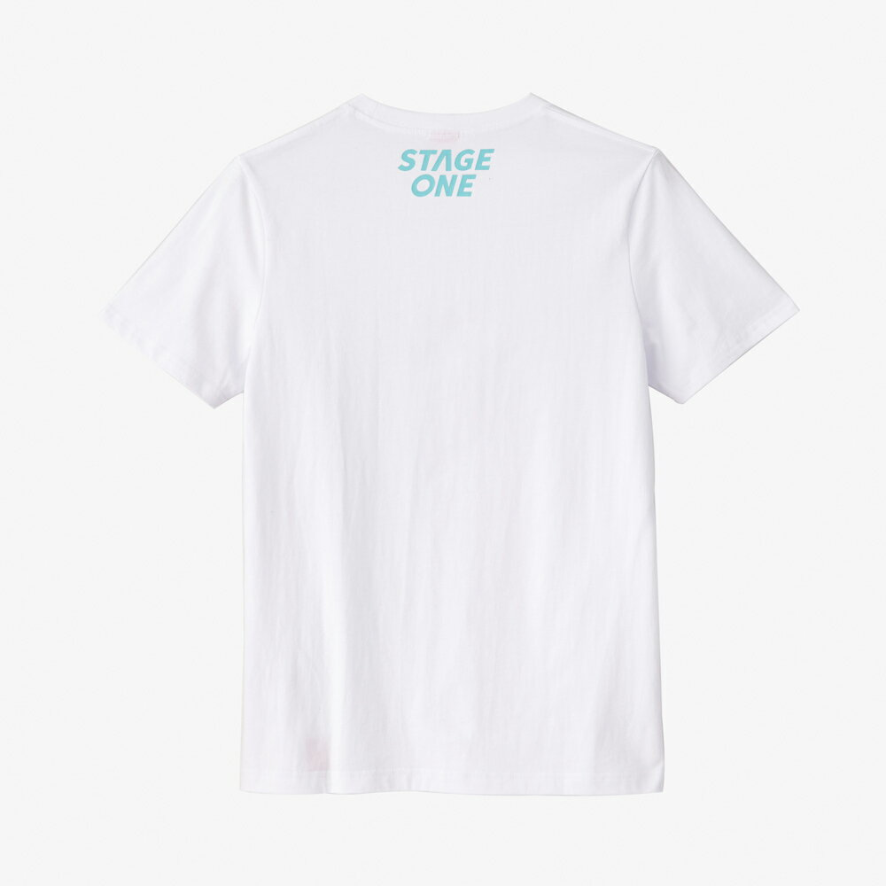 STAGEONE BIG ONE TEE 黑色 白色 兩色 3