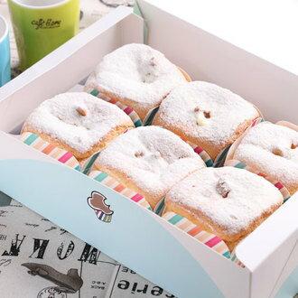 團購組10盒:日本北海道十勝爆漿戚風蛋糕(6入)【布里王子】 2