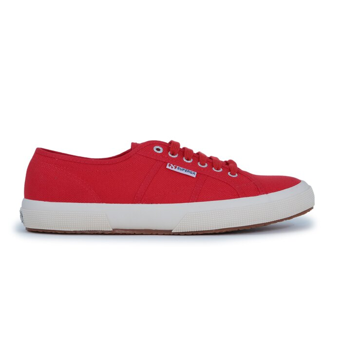 【SUPERGA】義大利國民鞋-紅 0