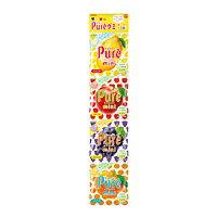 有樂町進口食品 Pure軟糖迷你四連包 80g 4901351058435 - 限時優惠好康折扣