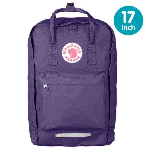瑞典 FJALLRAVEN KANKEN  laptop 17inch 580 Purple 深紫 小狐狸包 1