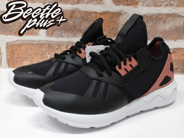 BEETLE PLUS 全新 ADIDAS TUBULAR RUNNER 平民 Y-3 黑粉 武士鞋 女鞋 B25881 1