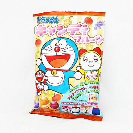 【敵富朗超巿】哆啦a夢綜合水果糖 0