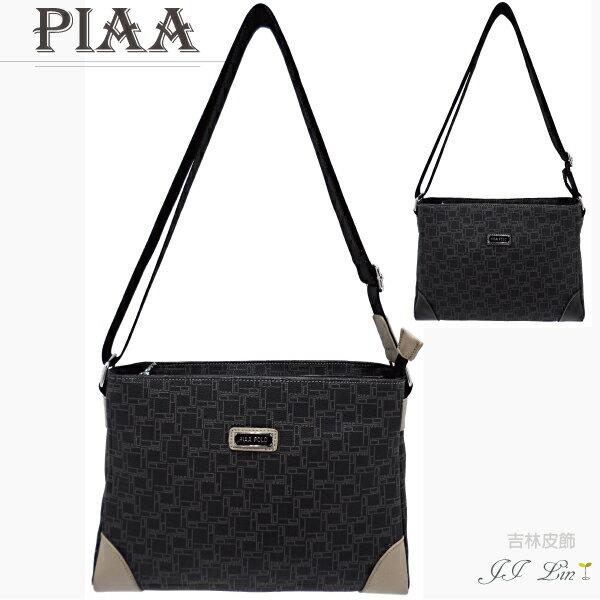 5-p-802【PIAA 皮亞】百搭簡約款側背包 (二色)