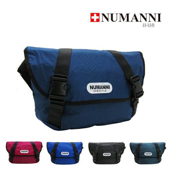 80-8130《NUMANNI奴曼尼》牛津布輕便側背包 (五色)