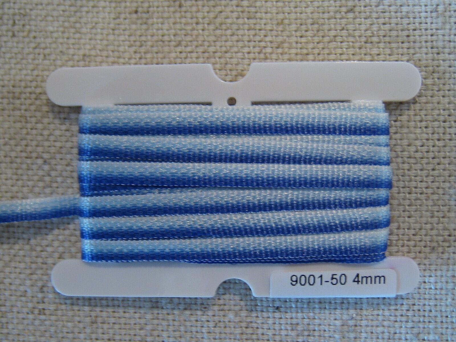Petals緞帶刺繡- 漸層仿絲帶 4mm (十四色) 5