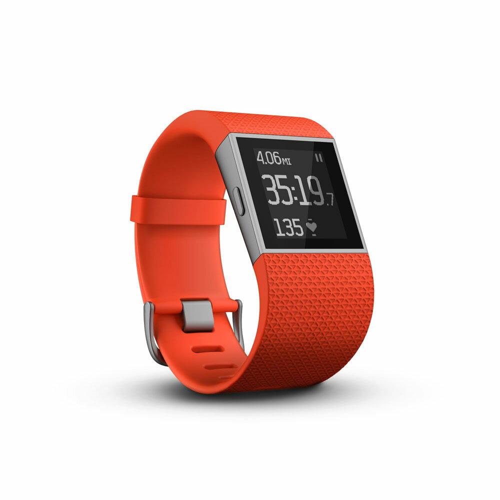 ★台灣群光公司貨★ Fitbit Surge 智能樂活全能運動手錶 GPS 心率 步數 睡眠 穿戴裝置 音樂控制 簡訊 來電 鬧鐘 提醒 1
