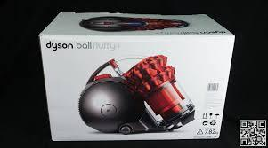 日本原裝進口 最新頂級機種 紅色款Dyson Ball Fluffy+ CY24六吸頭版 可參考SV09 DC63