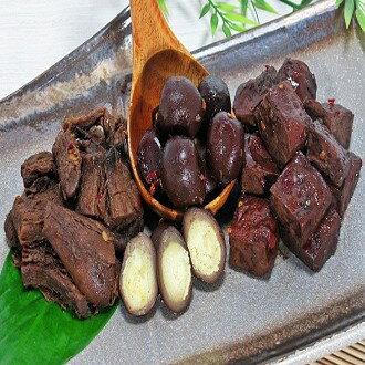 搗瓜滷味【人氣熱銷】獨家中藥配方+100%純釀醬油,4種滷味任選4包,免運