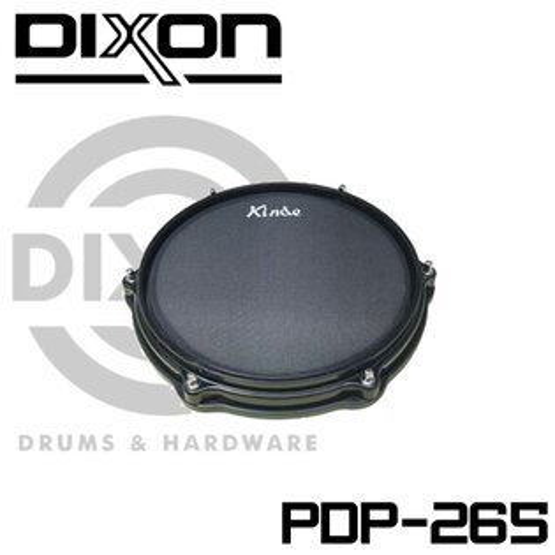 【非凡樂器】DIXON Kinde 網狀鼓面打點板【PDP265-K】彈力佳