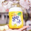 韓國 Lotte 樂天 香蕉牛奶軟糖 80g/罐