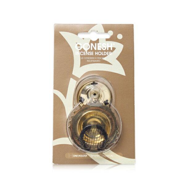 GONESH 美國精油線香品牌 香塔盤/線香盤 兩用 1入