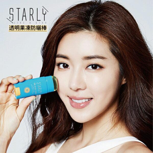 韓國 STARLY Sun Block Stick 透明果凍防曬棒 15g