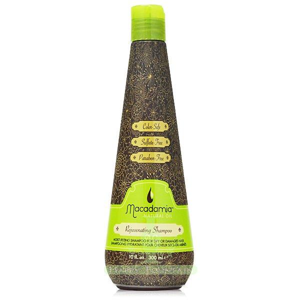 美國瑪卡 Macadamia Natural Oil 瑪卡馥活髮浴 300ml