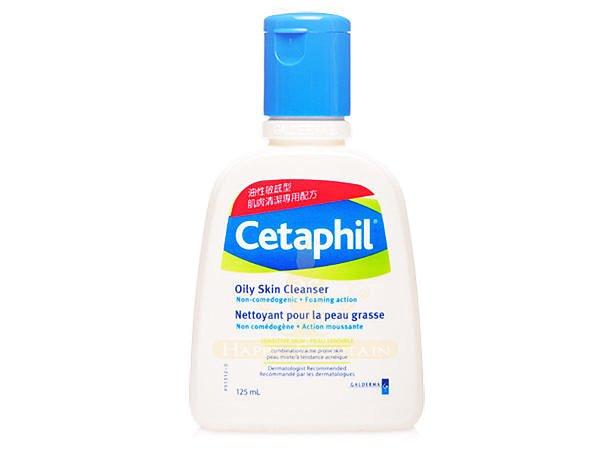 舒特膚 Cetaphil 油性肌膚專用溫和潔膚乳 125ml