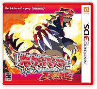 Pokemon:精靈寶可夢到日規機專用軟體  [普通級] 3DS 神奇寶貝 終極紅寶石