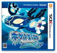 Pokemon:精靈寶可夢到日規機專用軟體  [普通級] 3DS 神奇寶貝 起源藍寶石