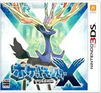 Pokemon:精靈寶可夢到現貨供應中 日規主機專用 [保護級] 3DS 神奇寶貝 X 日版