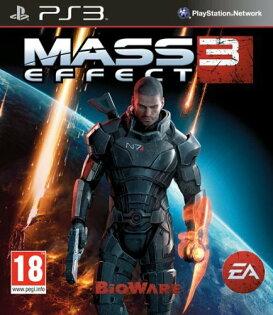 [限制級] PS3 質量效應 3/Mass Effect 3 亞洲英文版