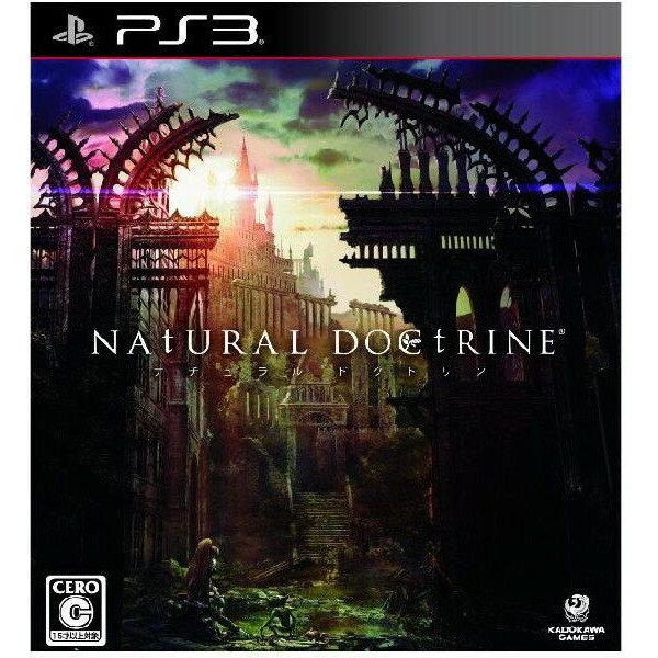 預購中 4/3發售 亞洲日文版  [輔導級] PS3 自然教理 /NATURAL DOCTRINE