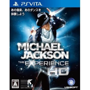 [普通級] PSVITA Michael Jackson The Experience [PS Vita軟體] 亞洲日文版