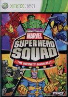 漫威英雄Marvel 周邊商品推薦[保護級] XBOX360 Q 版超級英雄大戰:極限挑戰 亞洲英文版