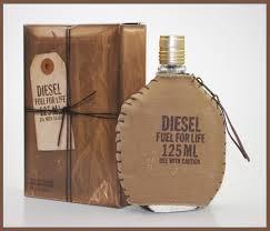 Fuel for Life Homme Diesel eau de toilette 125 ml 0
