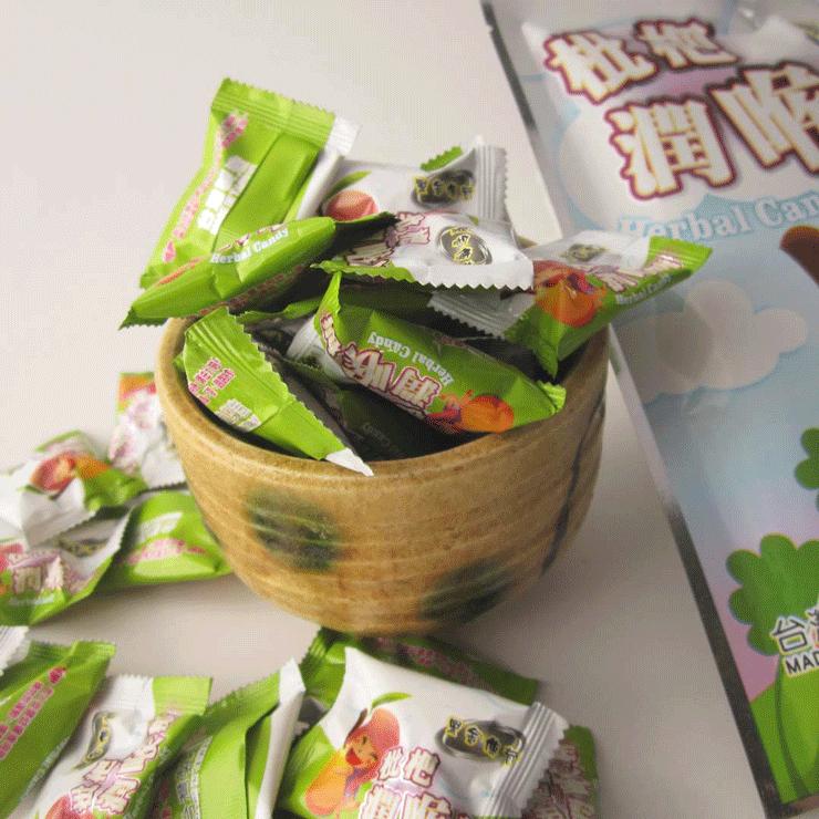 【黑金傳奇】枇杷潤喉糖(全素,62g) 4