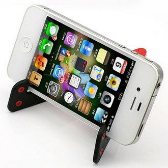 V型創意支架 懶人支架 摺疊 手機架 手機座 手機支架 平板支架 iPhone 6 Plus Note4 S5 5S Z3 M8 HTC【B089109】
