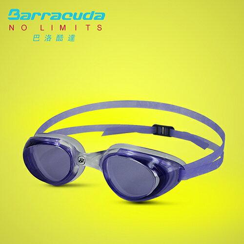美國巴洛酷達Barracuda成人運動型抗UV防霧泳鏡-MERMAID#13155 1