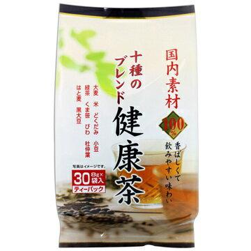 山城物產十全健康茶 240g