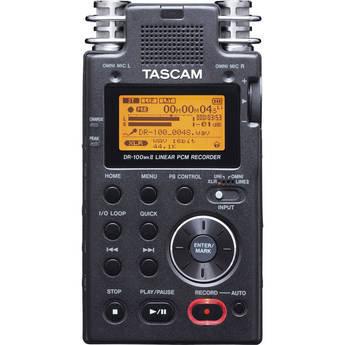 保證全新盒裝 Tascam DR-100 MKII 錄音筆 DR100 MK2 MK II