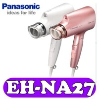 Panasonic 國際牌商品推薦國際牌 奈米水離子吹風機 【EH-NA27-W/EH-NA27-PP】
