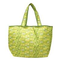 世界地球日,環保愛地球到[日本最新款]青澀檸檬環保購物袋