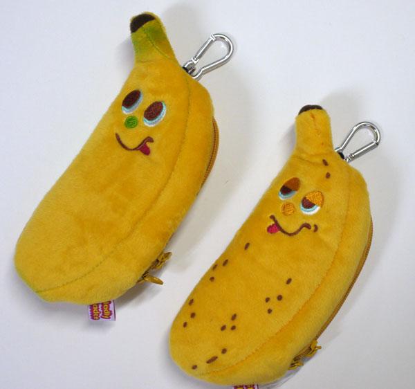 [新款上市]gladee香蕉票卡零錢包