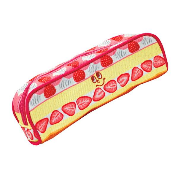 [新款上市]gladee草苺蛋糕筆袋