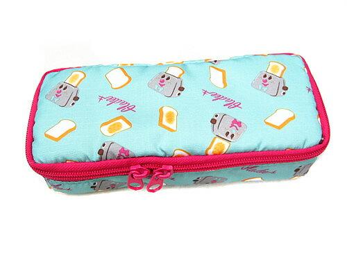 [日本最新款]烤麵包機尼龍筆袋