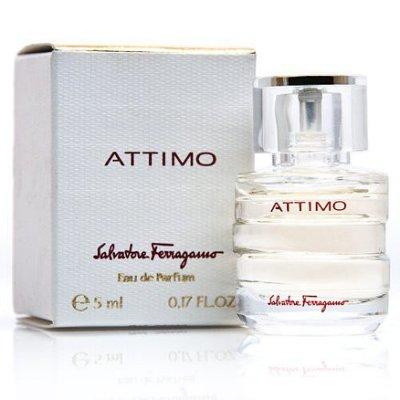 Salvatore Ferragamo ATTIMO 珍愛時刻 女性淡香精5ml ☆真愛香水★ 另有 伯瓊 絢光女性淡香水