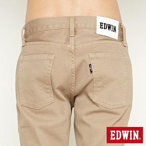 【9折優惠↘】EDWIN 503 COOL快乾五袋式 基本短褲-男款 灰卡其 5
