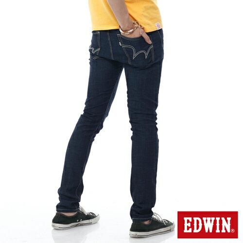 【9折優惠↘】EDWIN EDEG 輕爽COOL 窄直筒牛仔褲-男-原藍【單筆滿2000結帳輸入 NGNN-SXDL-3YZU-WCH0→現折200元】 1