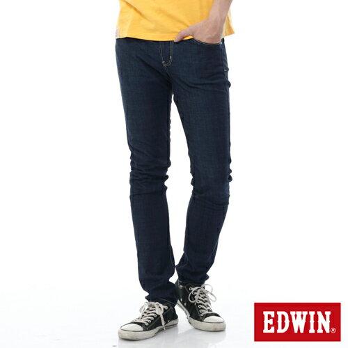 【9折優惠↘】EDWIN EDEG 輕爽COOL 窄直筒牛仔褲-男-原藍【單筆滿2000結帳輸入 NGNN-SXDL-3YZU-WCH0→現折200元】 0