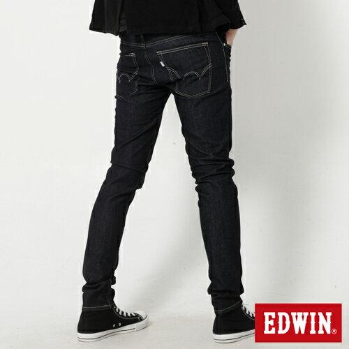 【9折優惠↘】EDWIN NEW503經典窄直筒牛仔褲-男-原藍色【單筆滿2000結帳輸入 NGNN-SXDL-3YZU-WCH0→現折200元】 1