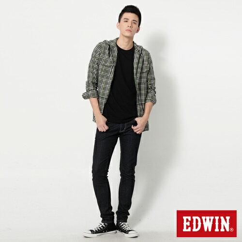 【9折優惠↘】EDWIN NEW503經典窄直筒牛仔褲-男-原藍色【單筆滿2000結帳輸入 NGNN-SXDL-3YZU-WCH0→現折200元】 2