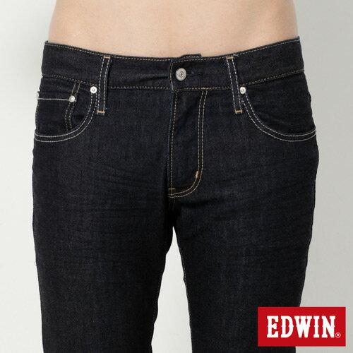 【9折優惠↘】EDWIN NEW503經典窄直筒牛仔褲-男-原藍色【單筆滿2000結帳輸入 NGNN-SXDL-3YZU-WCH0→現折200元】 3