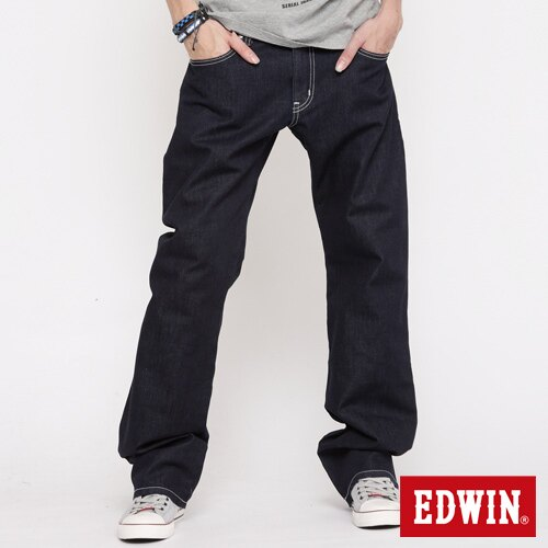 【SUPER SALE。熱銷丹寧888↘】EDWIN 503 ZERO COOL 直筒褲 原藍【結帳輸入SS_20161209→現折100元】 0