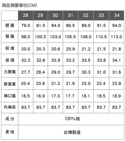 【5折優惠↘】EDWIN E-FUNCTION 迷彩印花3D直筒褲-男款 原藍色 2